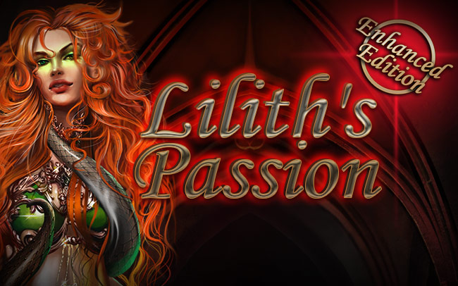 Lilith's Passion Enhanced Edition Game Logo